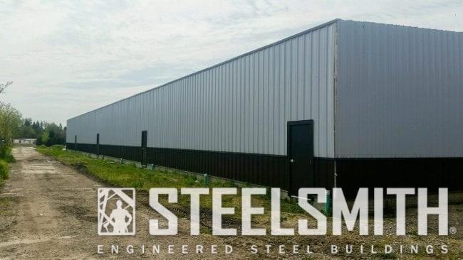 Steel Building Erectors Steelsmith Inc