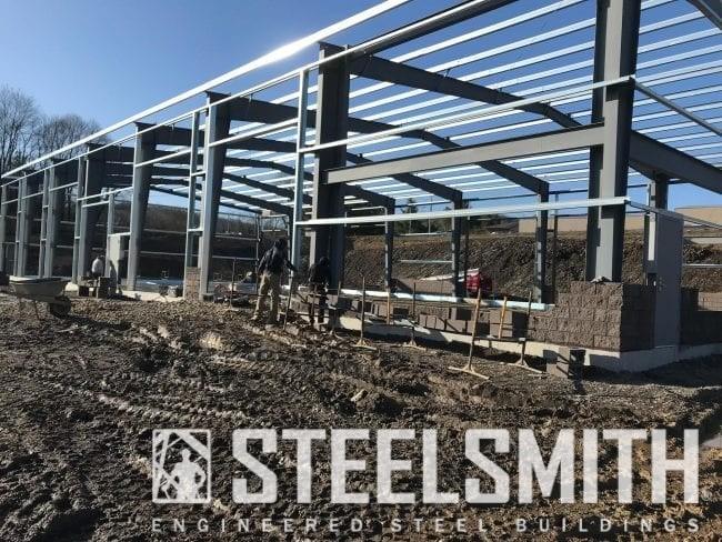Steelsmith Metal Building