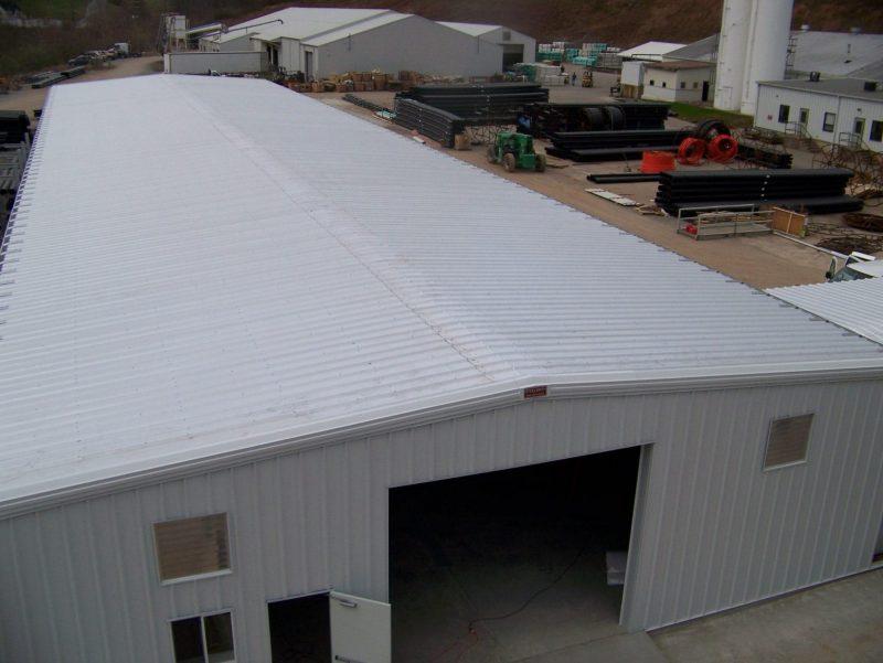 West Virginia Metal Buildings