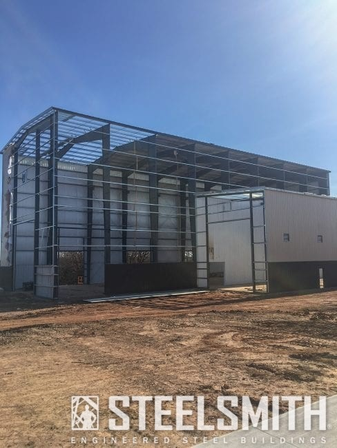 Steel Buildings Oklahoma