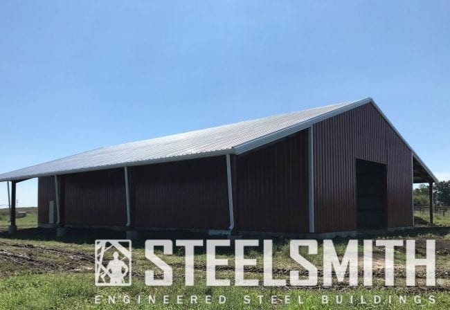 Steel Buildings Missouri