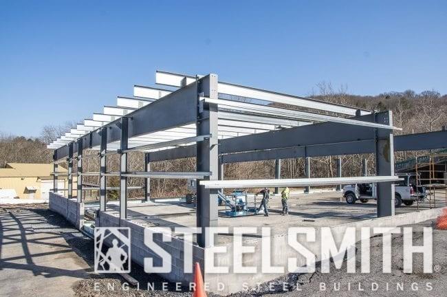 East Stroudsbug Metal Buildings
