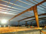 Fedex Freight Steel Building