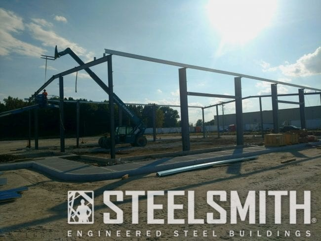 Steelsmith Inc Steel Buildings Ohio