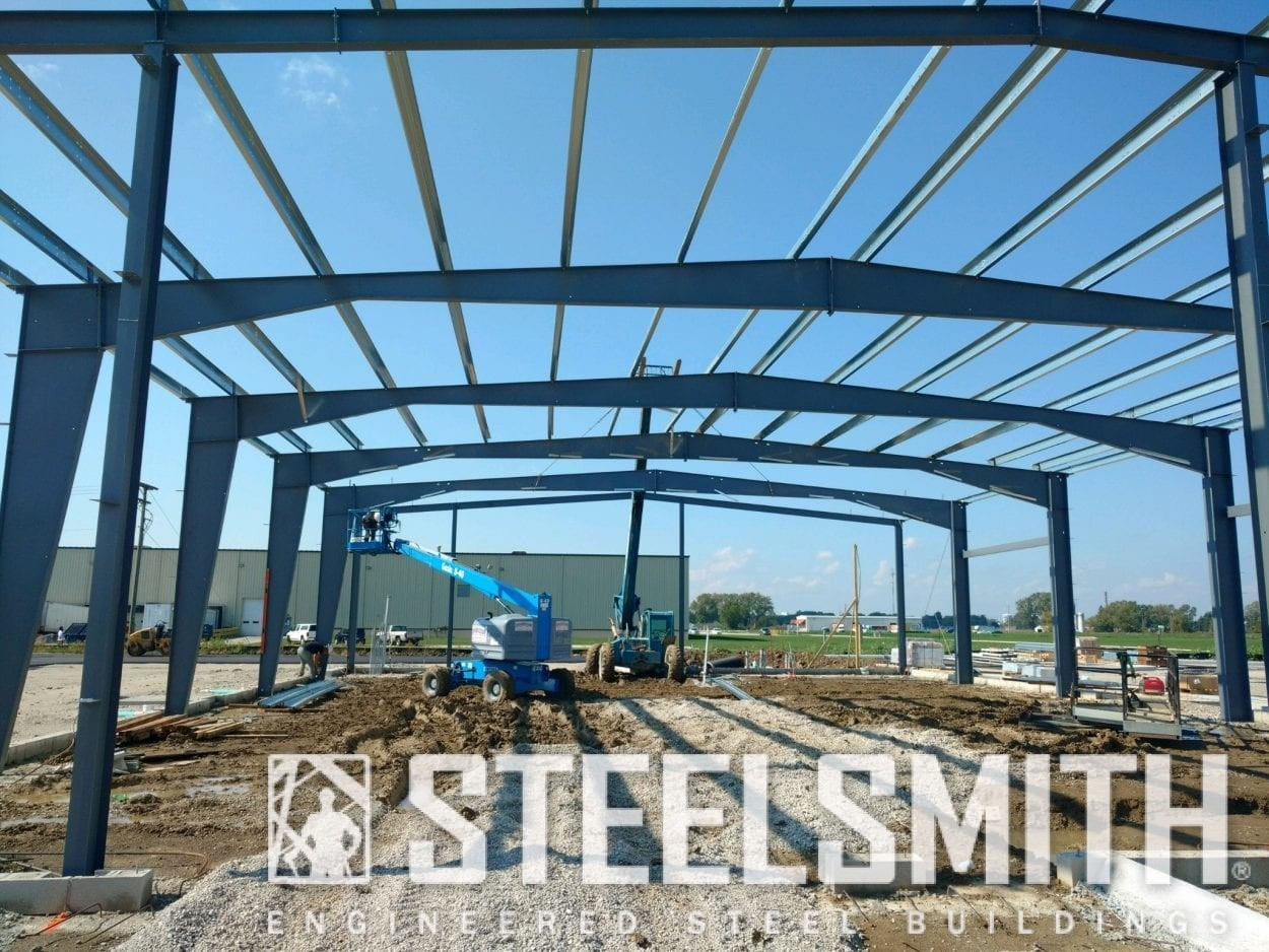 Steelsmith Inc Steel Buildings Ohio