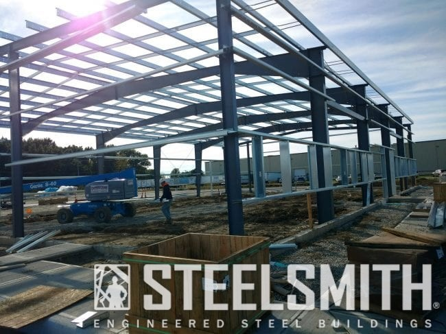 Ohio Steel Buildings