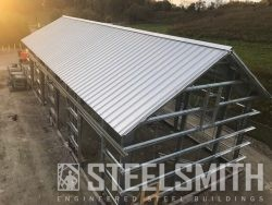 NCOTA Metal Building