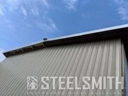 Northeast Hardwood Metal Building