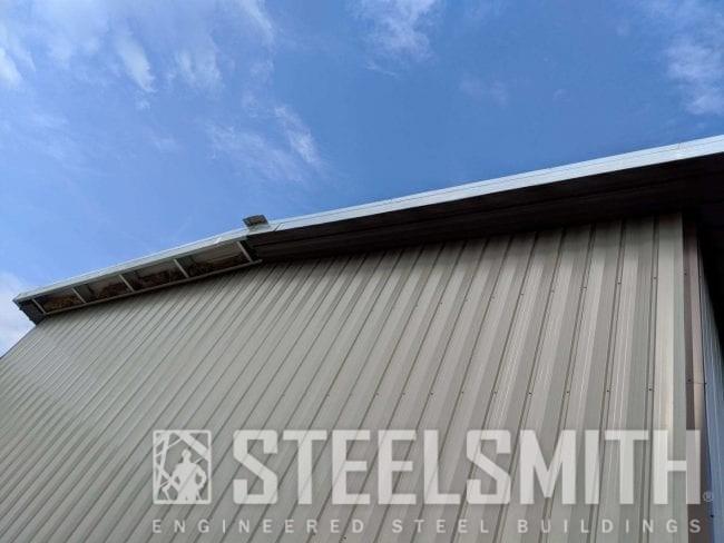 Clarion metal buildings