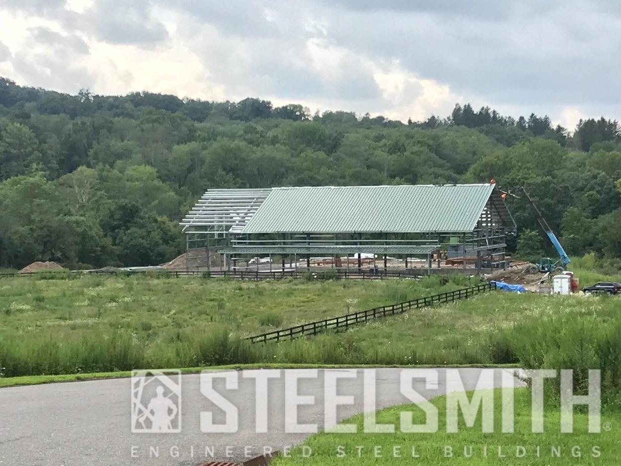 Steel Buildings New York