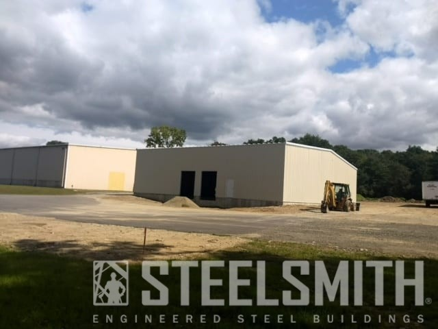 CT Steel Buildings