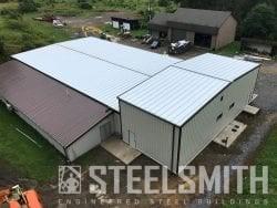 Jeff Tech Metal Building