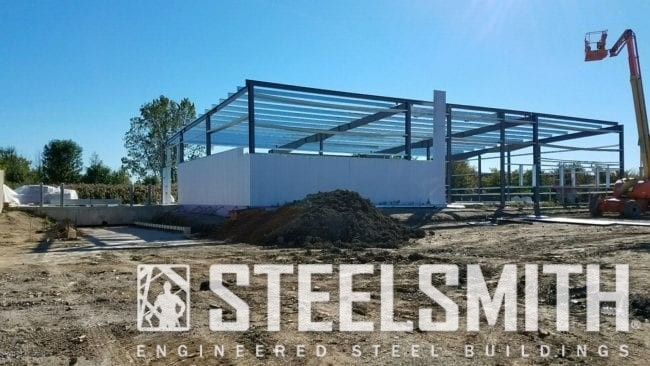 Steel Buildings Ohio