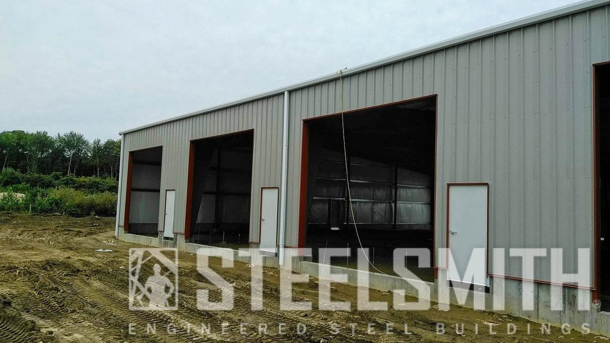 Rhode Island Steel Buildings