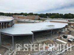 Willoughby School Metal Building