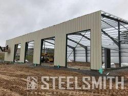 CWM Kittanning Metal Building
