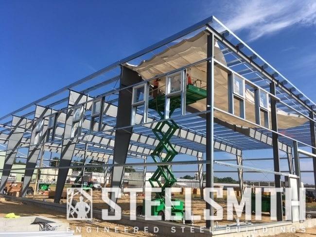 Maine Steel Buildings