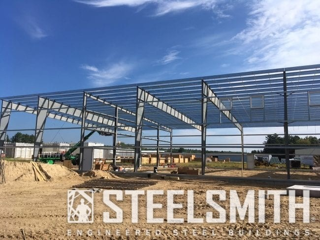 Maine Steel Buildings