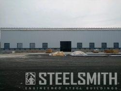 NiSource Metal Building