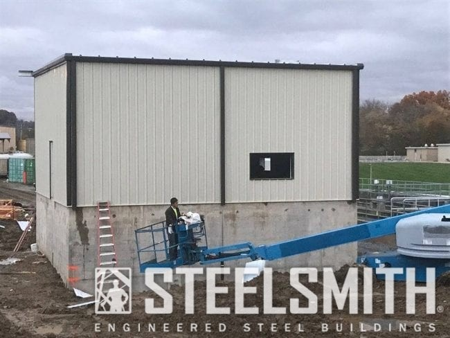 Steel Buildings PA