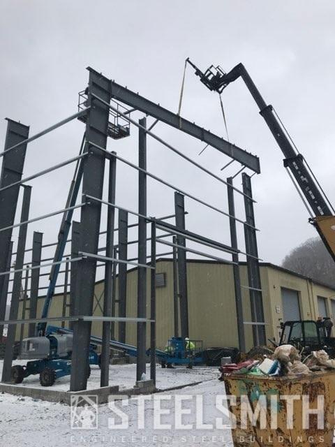 Bridgeville Metal Building