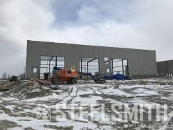 AIM Leasing Metal Building