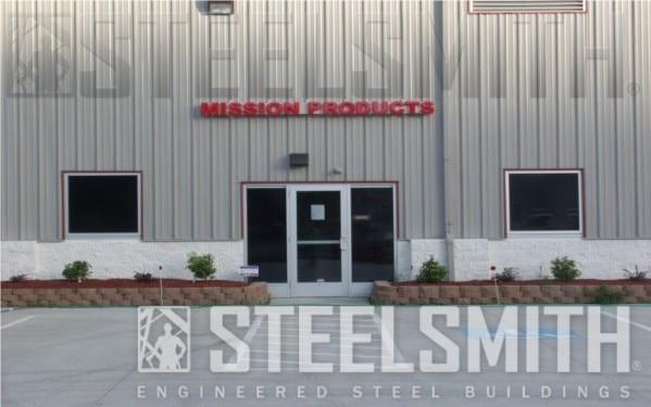 Industrial Metal Buildings