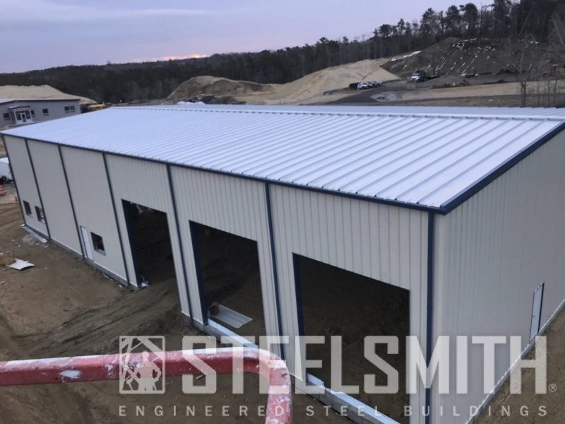 Plymouth Mass Steel Buildings
