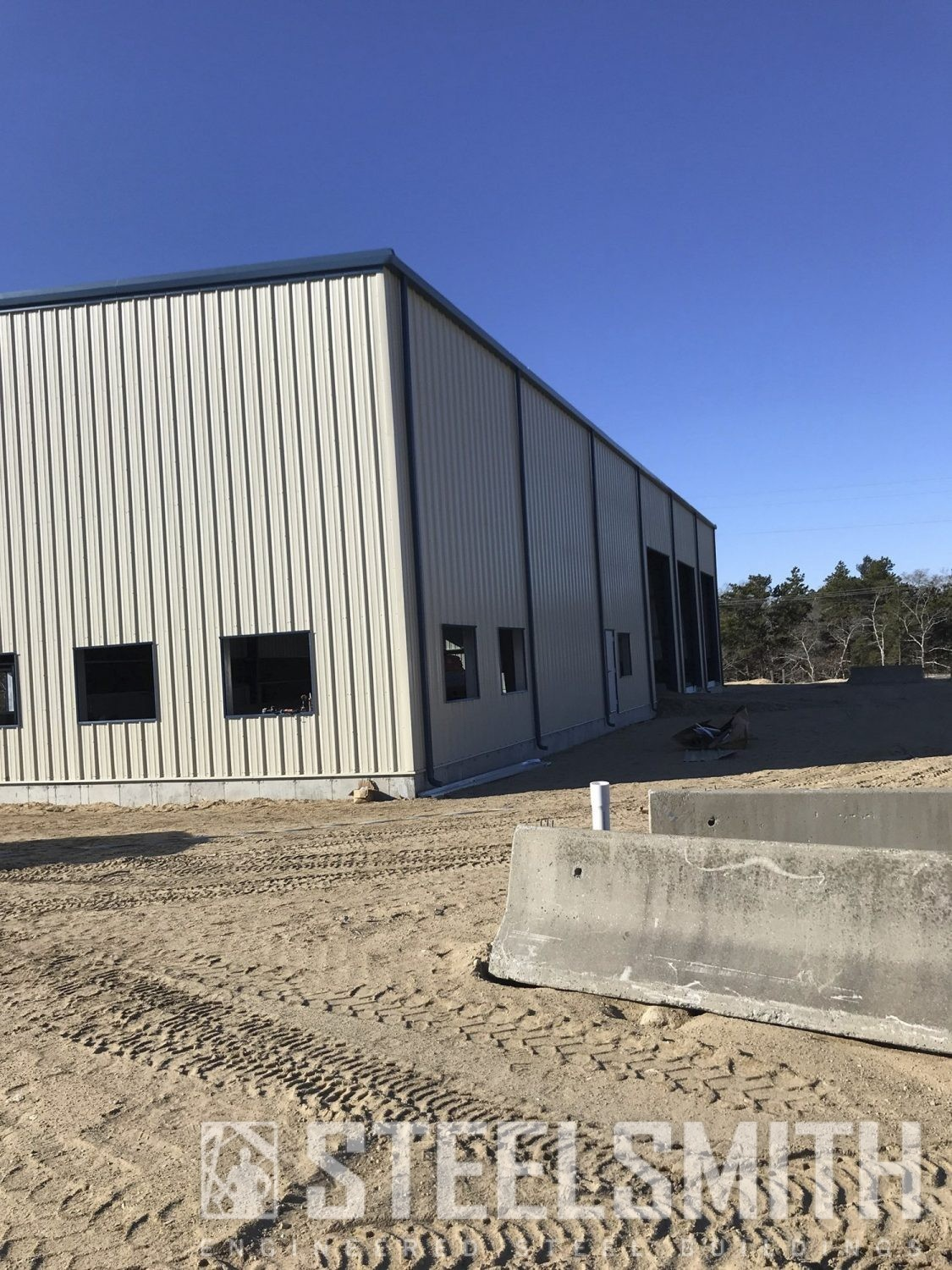 Freedom Boat Club | Steelsmith Inc Steel Buildings and