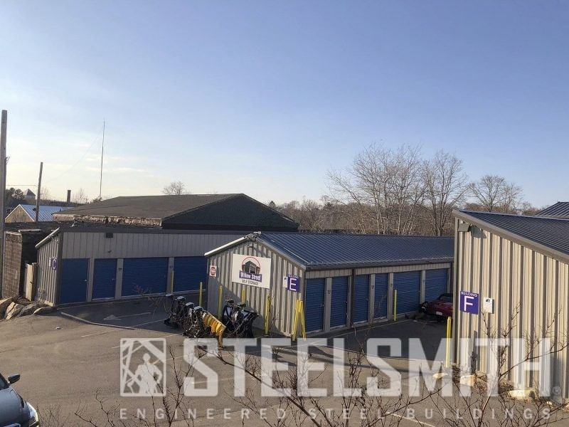 Gloucester Mass Steel Buildings