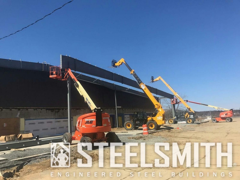 Steel Buildings MASS
