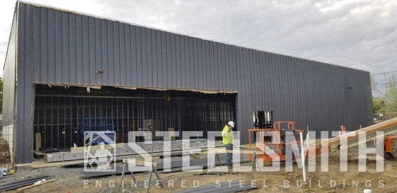 Steel Buildings PA