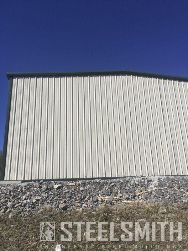steel buildings West Virginia