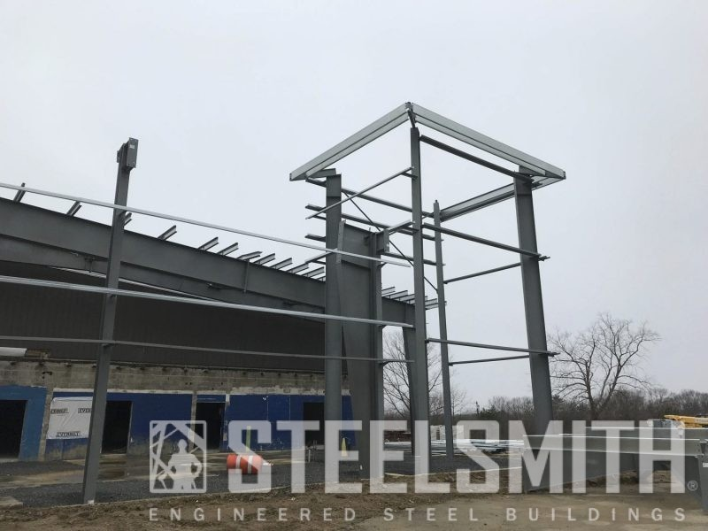 Massachusetts Steel Buildings