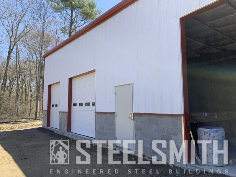 Whitman MassachusettsSteel Buildings