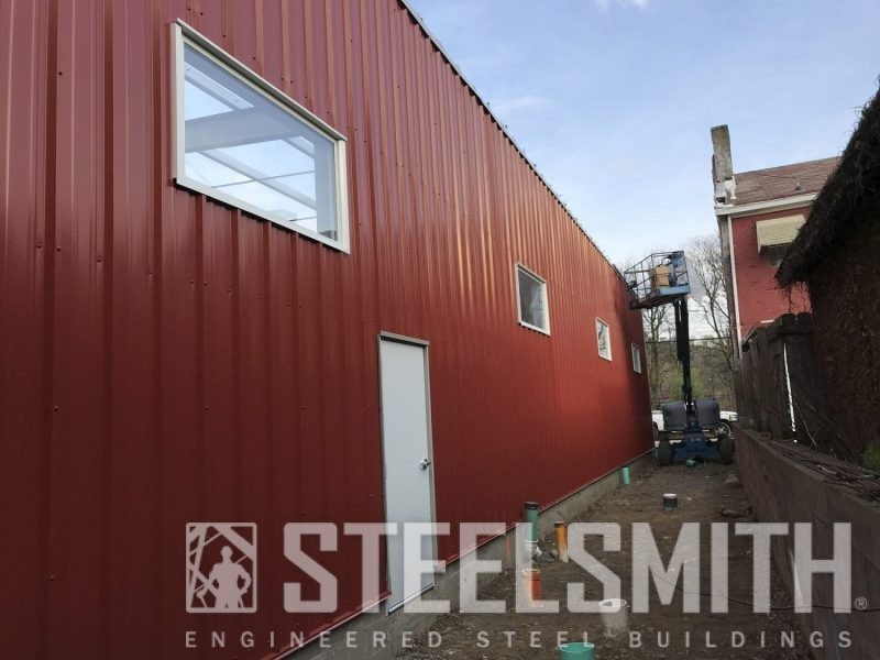 Steel Buildings Pittsburgh