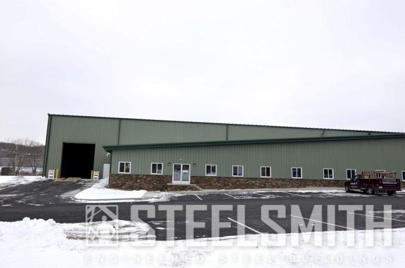 Callery Industrial Metal Building
