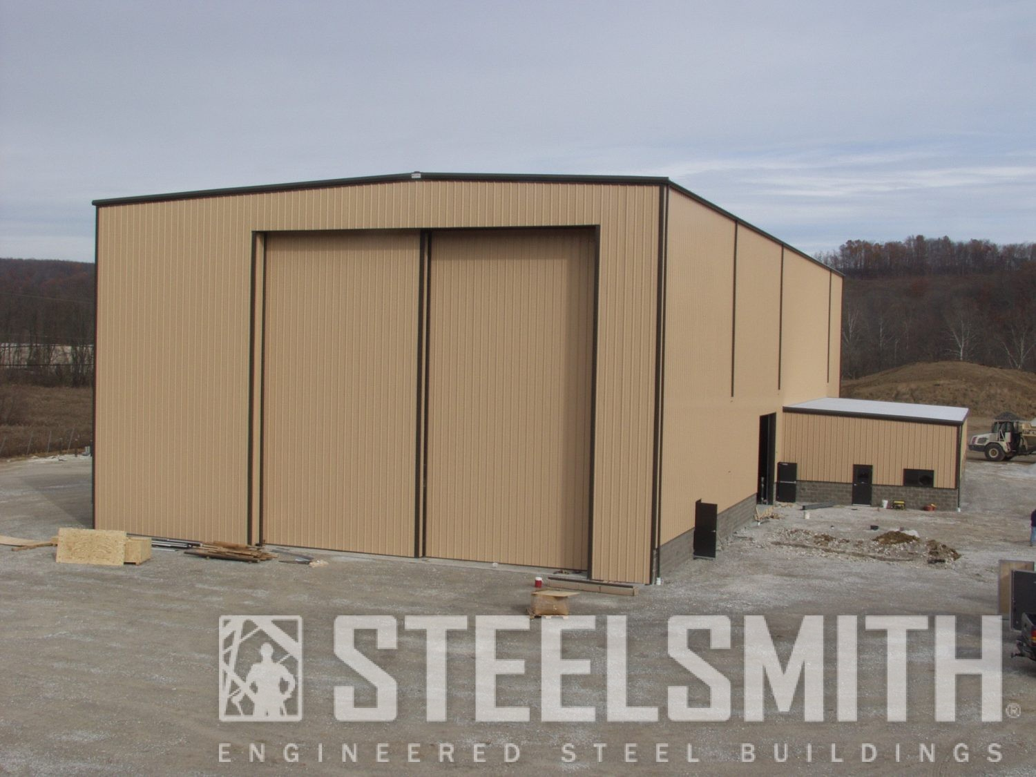 Steel Buildings in Smock PA