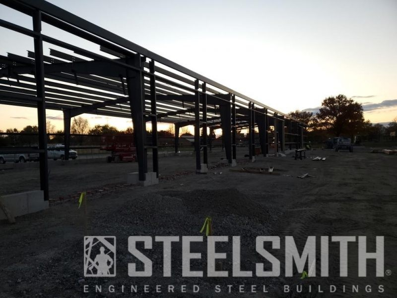 Day 2_Framing with purlins