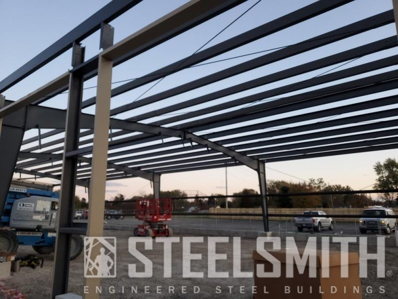 Framing and purlins
