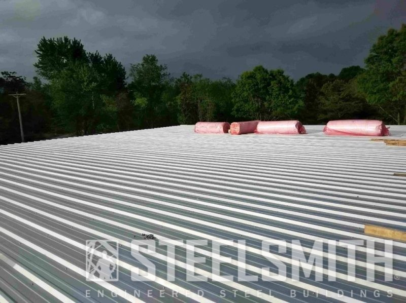 Roof Sheeting 2
