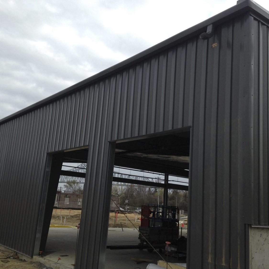 Mcconnelsburg PA Steel Buildings