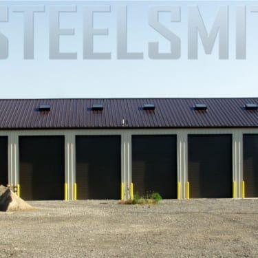 steel buildings and metal buildings